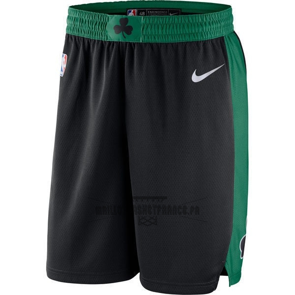 Meilleur Short Basket Boston Celtics Nike Noir