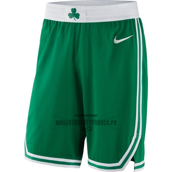 Meilleur Short Basket Boston Celtics Nike Vert