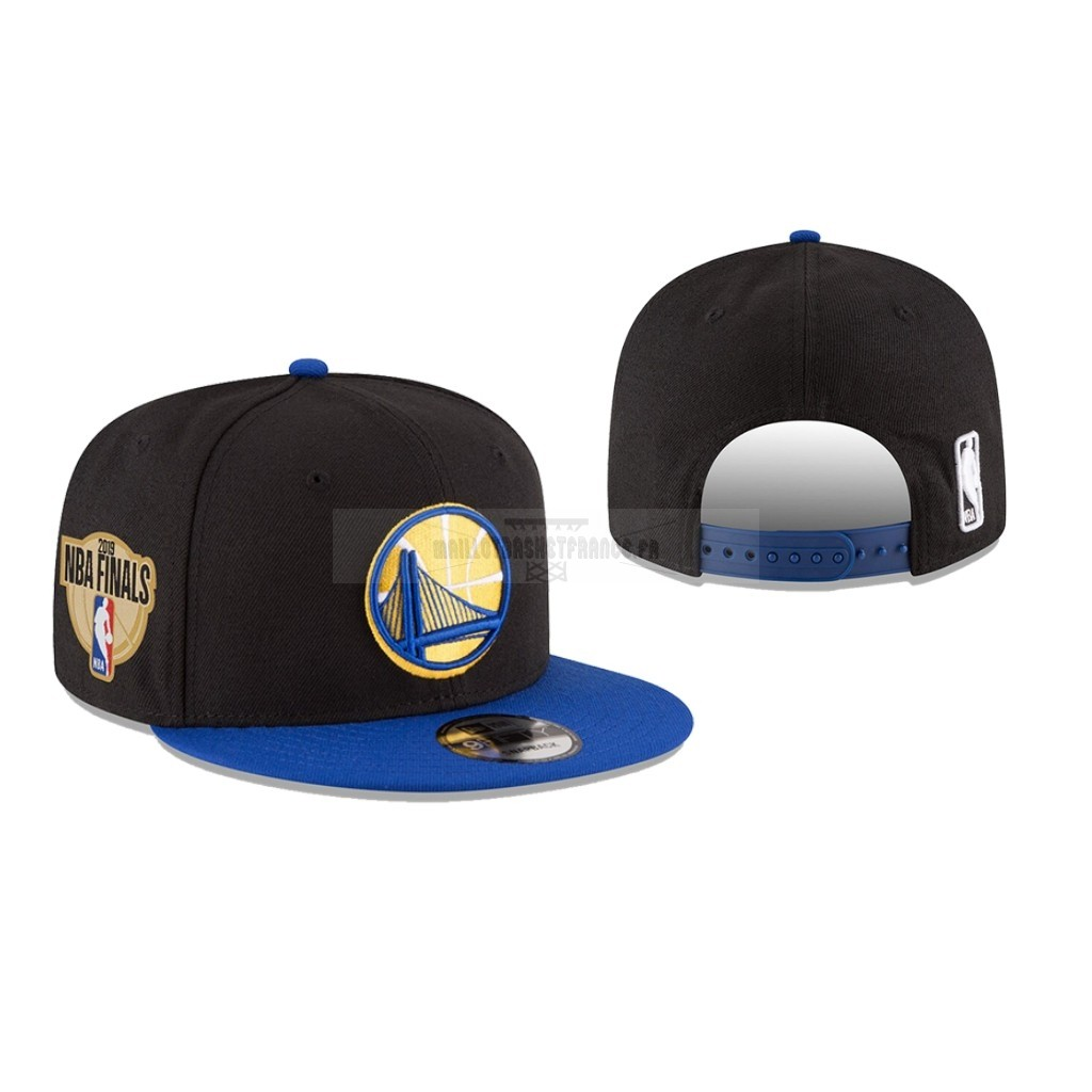 Meilleur Bonnet 2019 NBA Finals Golden State Warriors Noir 01