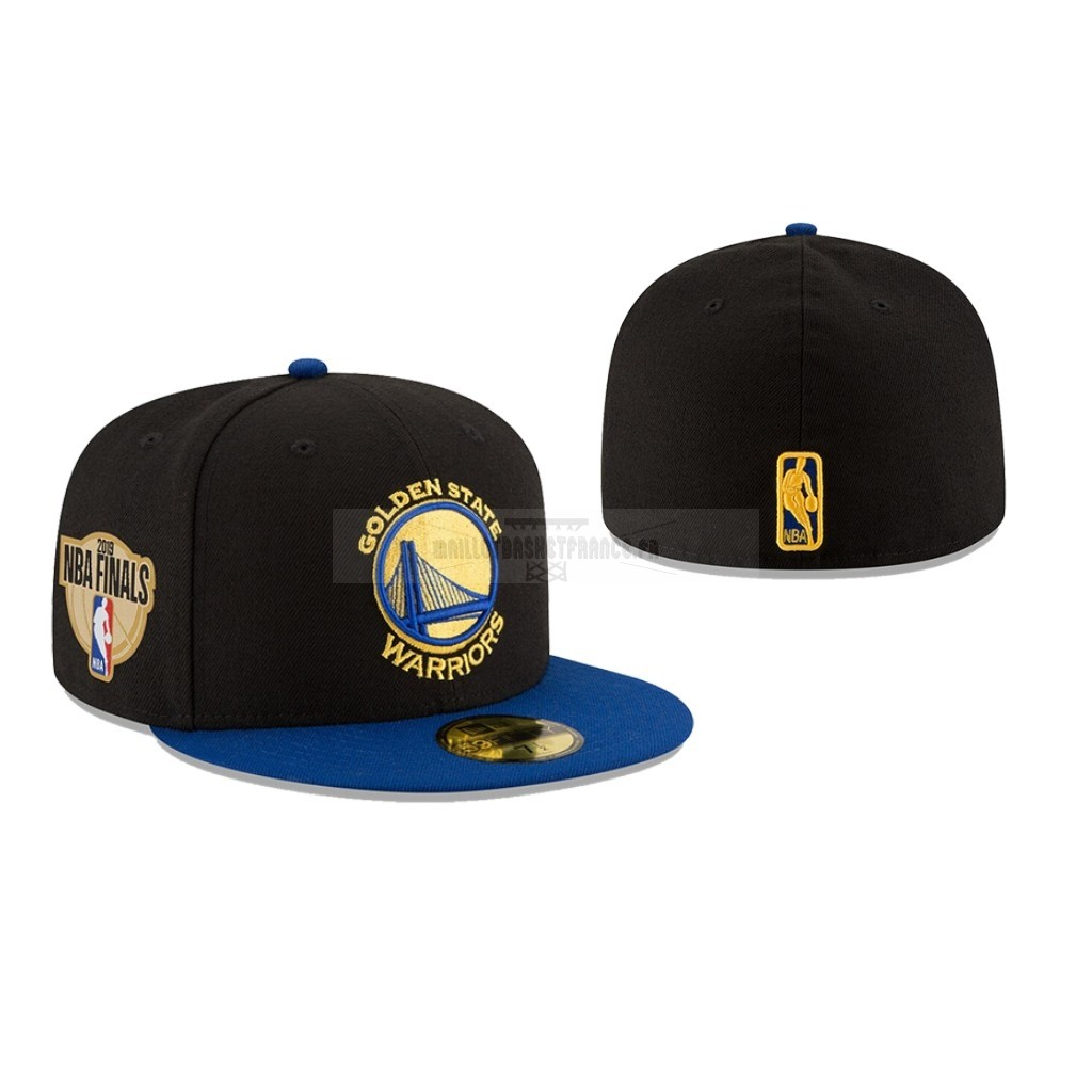 Meilleur Bonnet 2019 NBA Finals Golden State Warriors Noir 02