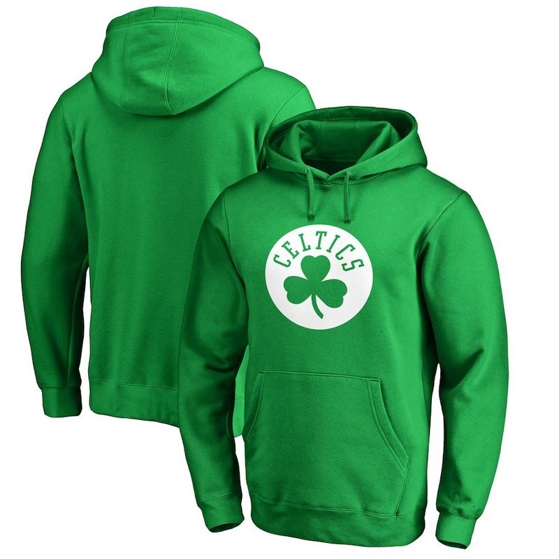 Hoodies NBA Boston Celtics Vert