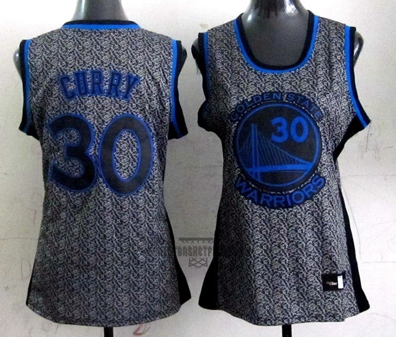 Meilleur Maillot NBA Femme 2013 Static Fashion NO.30 Stephen Curry