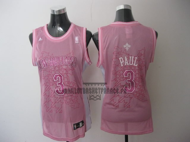 Meilleur Maillot NBA Femme Los Angeles Clippers NO.32 Blake Griffin Rose