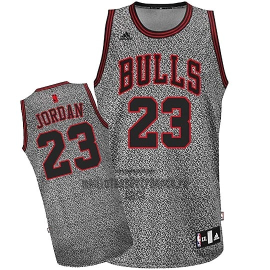Meilleur Maillot NBA 2013 Static Fashion Chicago Bulls NO.23 Jordan