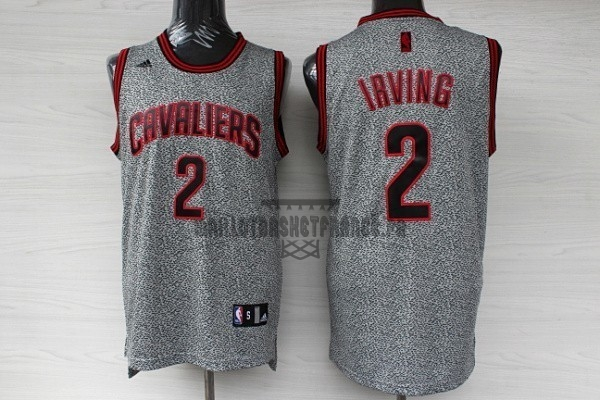 Meilleur Maillot NBA 2013 Static Fashion Cleveland Cavaliers NO.2 Irving