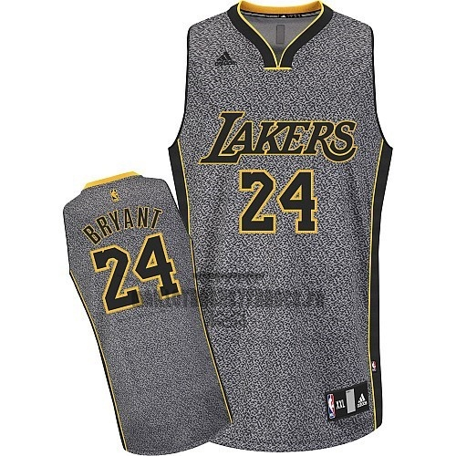 Meilleur Maillot NBA 2013 Static Fashion Los Angeles Lakers NO.24 Bryan