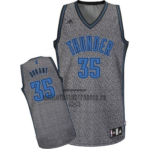 Meilleur Maillot NBA 2013 Static Fashion Oklahoma City Thunder NO.32 Durant