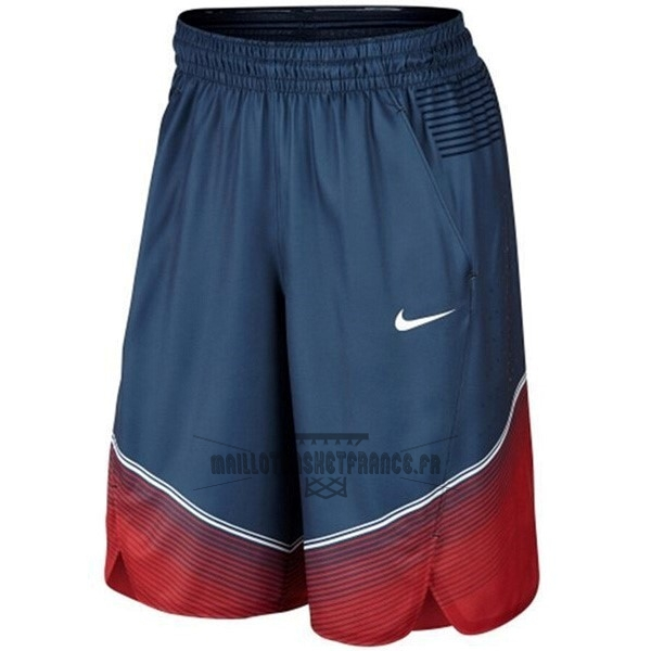 Meilleur Short Basket 2014 USA Bleu
