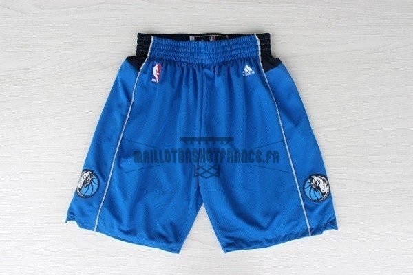 Meilleur Short Basket Dallas Mavericks Bleu
