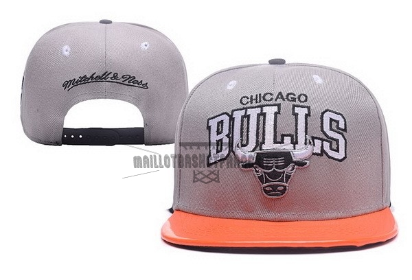 Meilleur Bonnet 2017 Chicago Bulls Gris NO.02