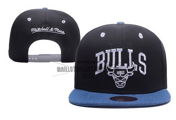 Meilleur Bonnet 2017 Chicago Bulls Noir NO.02